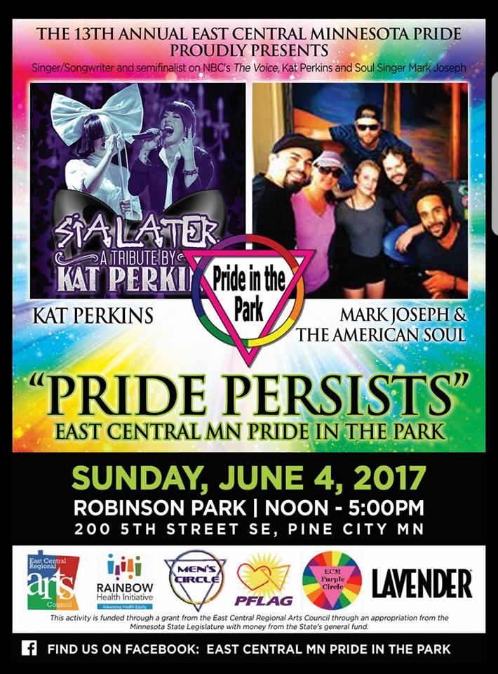 Pride Flier 2017